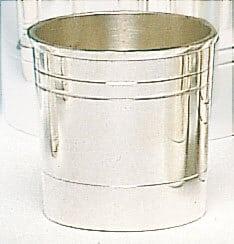 a25184c9 7151 - Klassisk sølvplet bæger - I. E. Andersen Gravering og Stempler