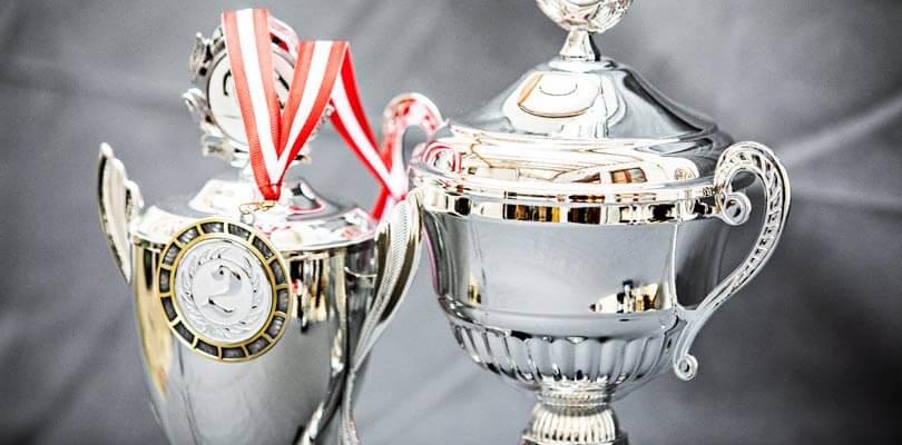 Sportspræmier i Odense - Pokaler og medaljer