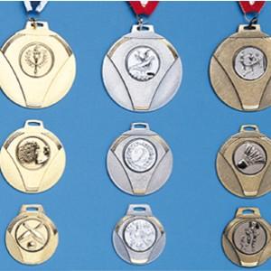 Medaljer med valgfri motiv